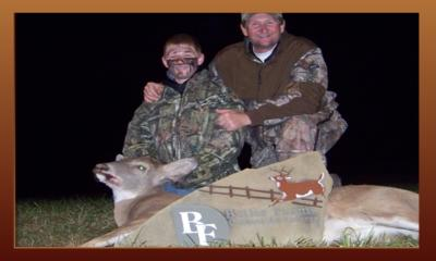 Christian Youth Group Hunting